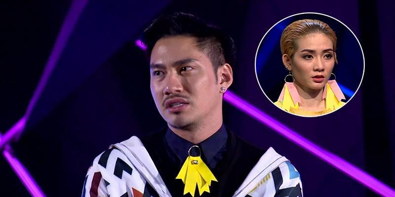 """Lý Quí Khánh tuyên bố """"thẳng mặt"""": """"Kim Nhã không có tố chất để làm người mẫu"""""""