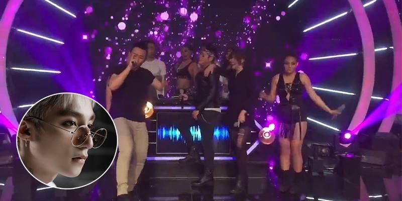 """Dàn thí sinh Vietnam Idol bất ngờ hát """"Chúng ta không talk anymore"""""""