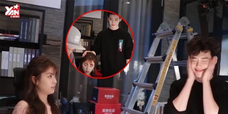 Sau hậu trường, Lee Jong SukvàHan Hyo Joocòn tình hơn trong phim