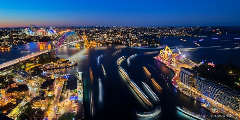 Úc - điểm đến du học lí tưởng của sinh viên quốc tế