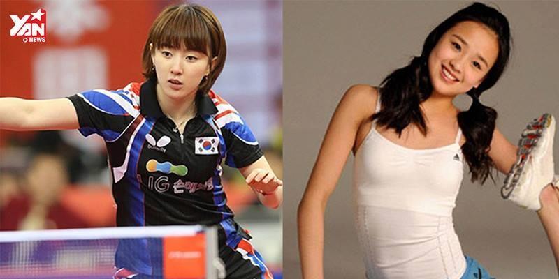 """4 vận động viên Hàn xinh như """"hot girl"""" thi đấu tại Olympic 2016"""