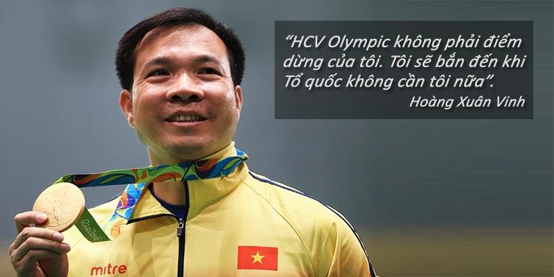"""8 câu nói kì diệu sẽ """"đập tan"""" nỗi chán chường của bạn từ các VĐV Olympic"""