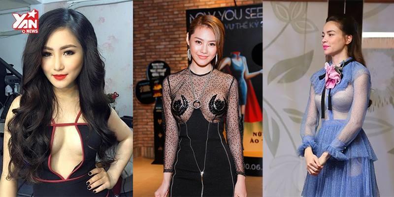 7 lỗi trang phục mà các người đẹp Việt thay nhau mắc phải