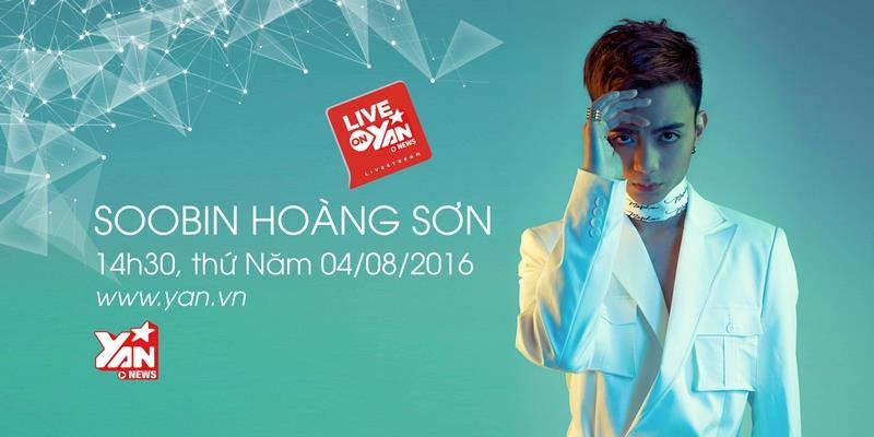 """Soobin Hoàng Sơn: chàng """"hoàng tử trong mơ"""" thú vị của showbiz Việt"""