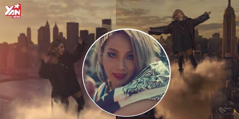 Sau bao năm mòn mỏi, CL tung MV lơ lửng trên mây cực chất khiến fan mừng rỡ