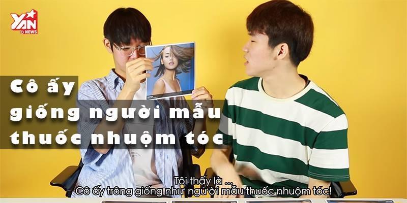 Bất ngờ với những bình luận của người Hàn Quốc về The Face Việt Nam