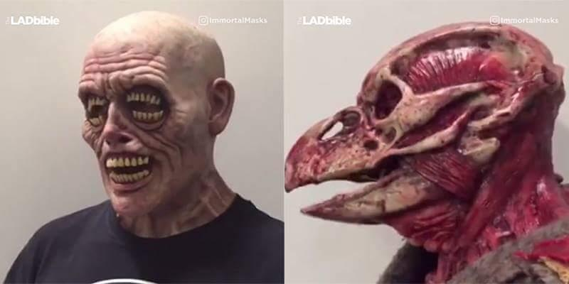 Khác với quái vật phim Tấm Cám, quái vật ở Hollywood là thế này đây