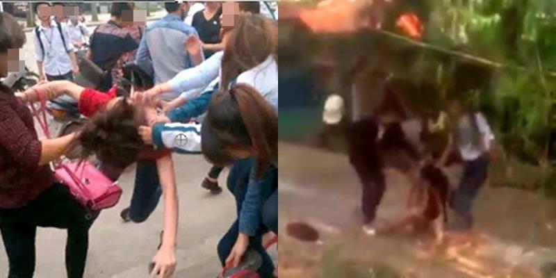 Sở GD&ĐT yêu cầu xác minh vụ nữ sinh Thanh Hóa bị lột đồ giữa đường