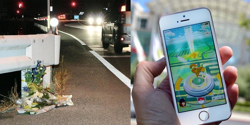 Thương tâm tai nạn chết người đầu tiên vì mải chơi Pokemon GO ở Nhật