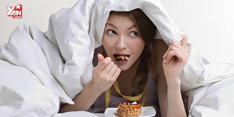 Tập những thói quen này trước khi ngủ sẽ giúp bạn giảm cân