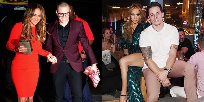 Jennifer Lopez chia tay người tình kém 18 tuổi sau 5 năm mặn nồng