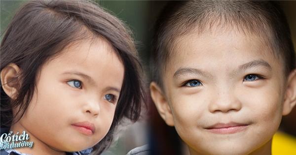 [Cổ Tích Đời Thường] Thương thay phận 'mồ côi' của hai anh em có đôi mắt xanh kì lạ