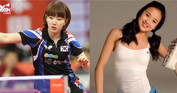 4 vận động viên Hàn xinh như 'hot girl' thi đấu tại Olympic 2016