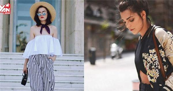 Những món đồ thời trang giúp nàng biến hóa phong cách liên tục
