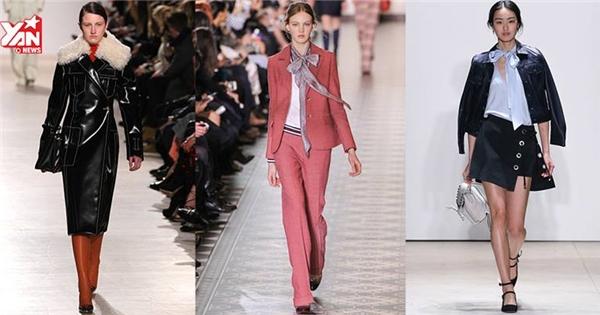 Học tập những xu hướng thời trang