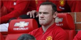 Mourinho lý giải về quyết định để Rooney trên ghế dự bị trước Leicester