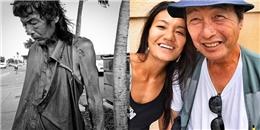 Nữ nhiếp ảnh chụp người vô gia cư tìm lại cha trong hoàn cảnh khó tin