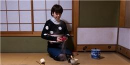 Vì sao người Nhật vẫn thích ngồi trên sàn nhà?