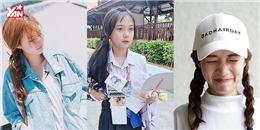 Những kiểu tóc cực yêu cho các nàng thoải mái diện đến trường