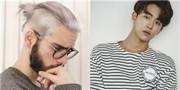 2 kiểu tóc mới cực chất đang làm 'khuynh đảo' cánh mày râu