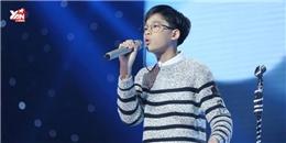 Cậu bé Ngọc Quang - học trò của Đông Nhi khoe giọng hát nội lực