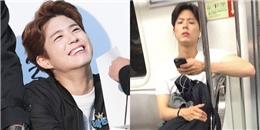 """yan.vn - tin sao, ngôi sao - """"Thái tử"""" Park Bo Gum: Ngôi sao giản dị đằng sau ánh hào quang"""