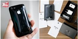 Ngắm iPhone 3G 'cổ đại' còn 'zin' giá 50 triệu đồng tại Việt Nam