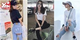 3 kiểu quần cực chất khiến các nàng 'hot girl' Thái tích cực lăng xê