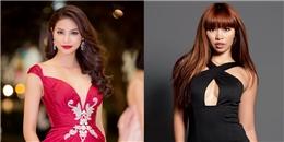 """yan.vn - tin sao, ngôi sao - Phạm Hương khoe tóc vào nếp chuẩn salon cùng các """"chiến binh"""""""