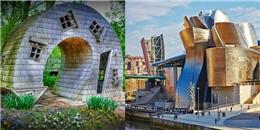 Những công trình kiến trúc kì lạ trái ngược với các định luật vật lí