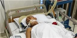 Vợ nghệ sĩ Hán Văn Tình bác bỏ thông tin rút ống thở của chồng