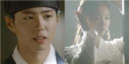 """Thái tử Park Bo Gum thở phào nhận ra bản thân là """"trai thẳng"""""""