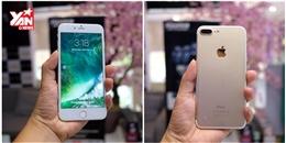 'Hoảng hốt' iPhone 7 'nhái' giống y hàng thật giá chỉ 2 triệu đồng