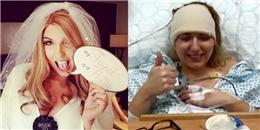 Xót thương cô gái qua đời trước lễ kết hôn một ngày vì bệnh ung thư
