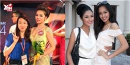 Những đôi bạn thân dắt tay nhau chinh phục vương miện Hoa hậu Việt Nam