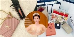 yan.vn - tin sao, ngôi sao - Hoa mắt trước tốc độ mua hàng hiệu mỗi ngày một món của Huyền My