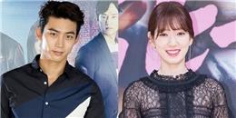 """""""Pháp sư"""" Taecyeon công khai bày tỏ tình cảm với Park Shin Hye"""