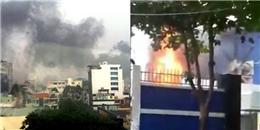 Nguyên nhân nổ trạm biến áp kinh hoàng tại công viên Lê Thị Riêng