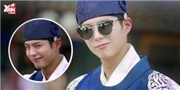 Hậu trường quay teaser 'cực bựa'của 'thế tử' Park Bo Gum