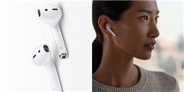 Tất tần tật về chiếc tai nghe Airpods đang khiến dân tình 'phát rồ'