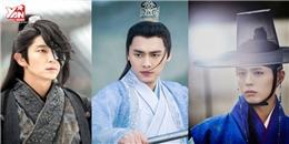 Những mỹ nam cổ trang Hoa - Hàn đang thống trị màn ảnh Châu Á