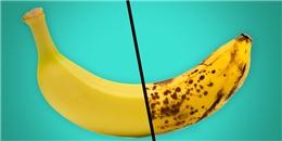 Cách phân biệt trái cây chín tự nhiên và chín nhờ hóa chất