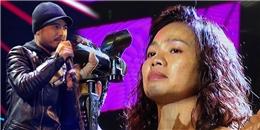 Vợ Trần Lập nghẹn ngào thay chồng nhận giải Nhân vật của năm