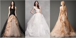 Chiêm ngưỡng những chiếc váy cưới 'bước ra từ cổ tích' đẹp đến mê hồn