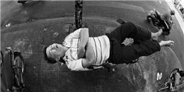 Buổi trưa vội của người Sài Gòn, cứ ngả lưng là ngủ thật an nhiên