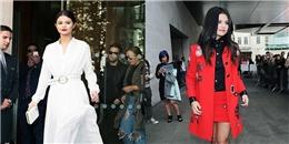 Bí quyết phối đồ cực đơn giản mà đẹp tinh tế như Selena Gomez