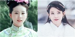 Đặt 2 nàng Nhược Hy 'Bộ Bộ Kinh Tâm' của Hoa và Hàn lên bàn cân