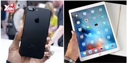 iPhone 7 Plus mạnh 'khủng' hơn iPad Pro vì...