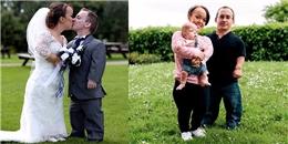 Cặp đôi lùn bất hạnh này đã chứng minh tình yêu bất diệt vẫn tồn tại