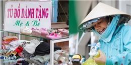 Sài Gòn lại dễ thương đến thế với tủ đồ miễn phí dành cho mẹ và bé!